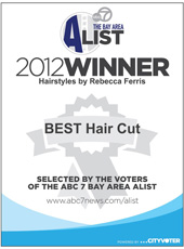 Best Hair Cut Winner 2012